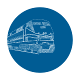 Railway transportations.